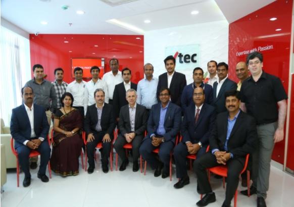 New Citec Office In Pune India Citec